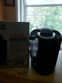 black and gray Keurig coffeemaker Ijamsville, 21754