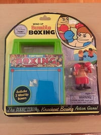 Wind up Bumble Boxing brand New by TOMY classics Paterson, 07505