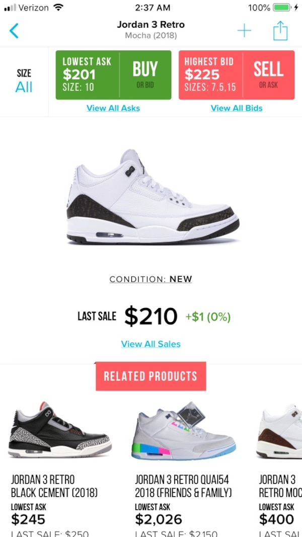 Used White and black nike air max shoe screenshot for sale in San Jose -  letgo bbe93e82d