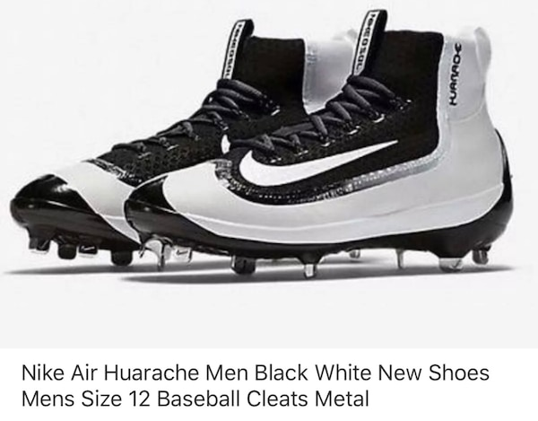 new product 56535 7b7bf Used Black and white nike air max 90 shoe for sale in Tustin - letgo