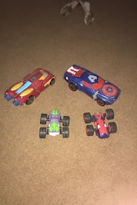 Super Hero Cars