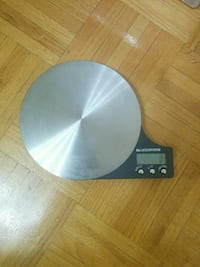 Digital weight scale, up to 5kg.