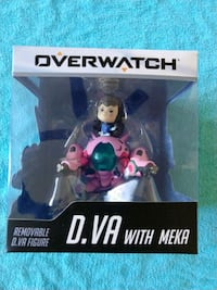 Overwatch D. VA with Meka Cute But Deadly Anderson, 96007