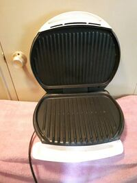 white and black electric grill London, N6H 1T3