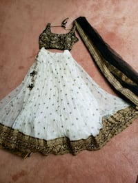 Black and White Lengha  Surrey, V3S 7W7