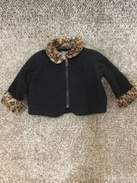 Girls Baby Roots Jacket size 18-24 months  Milton
