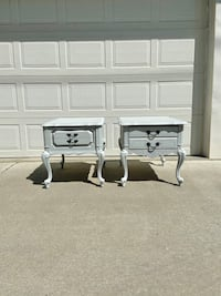 French Provincial End Tables/Nightstands Edmonton, T5M 1C2