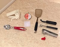 Set of Kitchen Tools  Herndon, 20171