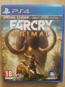 Sony PS4 Facry Primal