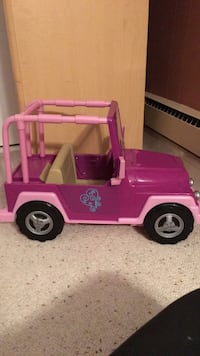 pink and purple ride-on toy car Philadelphia