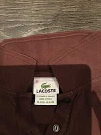 Women's Lacoste Shirt Richmond Hill, L4C 2Y7