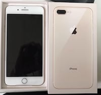 oro iPhone 8 Plus con caja Valencia, 46022