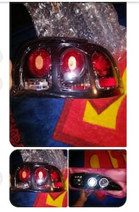 94-98 Ford Mustang Headlights and Taillights