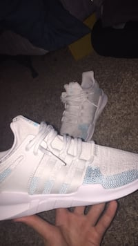 Adidas EQT Parley sz 9.5 NEVER WORN WANT TRADES OR CASH OFFER Clarksville, 37043