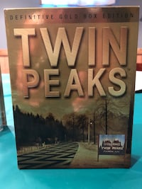 Twin Peaks Box Set Mississauga, L5B 1L1