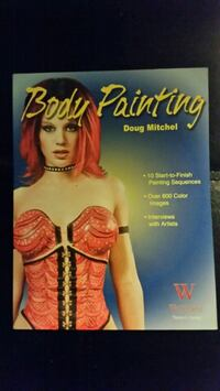 Bodypainting How To Bodypaint Book Toronto, M5R 1L6