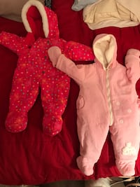 6 to 12 month baby girl clothing Edmonton, T5A 3S8