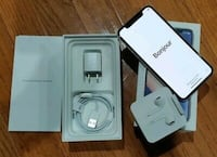 iPhone X 256gb Silver Factory Unlocked Cleanimei Des Moines