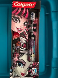 colgate monster high themed electric toothbrush Virginia Beach, 23452