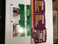 REVISED GRE book set Humble, 77396