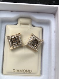 Diamond Earrings INGLEWOOD