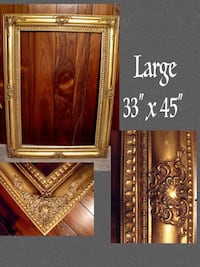 LARGE Picture Frame 33 X 45