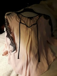 Sheer Blouse El Centro
