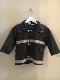 Fireman themed jacket. Boy size 3. Like new