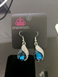 Easy Elegance Blue Earrings Gaithersburg, 20878