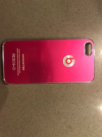 Iphone 5 / 5s Beats Case Pointe-Claire, H9R 1H3