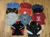 Boy's Size 5 Long Sleeve Lot Devon