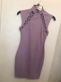 Violet dress NEW, SIZE S Highland, 92346