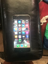 space gray iPhone 6 with black case Columbus, 43205