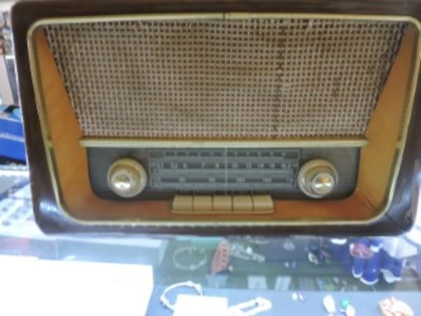 1959 Emud Rokord Junior 196 Radio