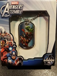 Avengers Necklace. North Bergen, 07047