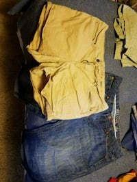 Size 16 capris and shorts  Colorado Springs, 80904