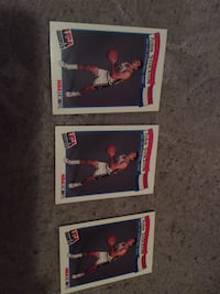 three John Stockton trading cards Deland, 32720
