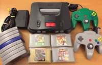 Nintendo 64 System and games N64 Rockville, 20850