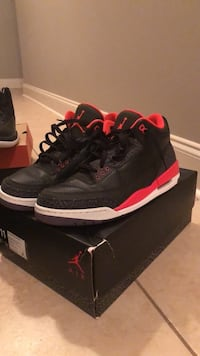Air Jordan 3 Crimson size 11 Carencro, 70520