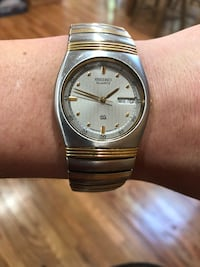 RARE KING SEIKO HOG 2 1987 vintage watch in perfect condition ONLY 300 made in this limited edition Philadelphia