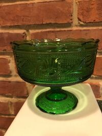 Vintage glass dish Silver Spring, 20902