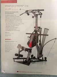 Brand new still on boxes. bowflex extreme 2 se comes with mat as well.  Still sells for $1400.00 New York, 11375