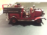 vintage red and gray car model scale Brampton, L6P