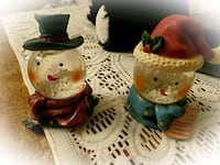 Snow globes...price is for both Joliet, 60436
