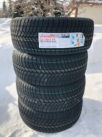 BRAND new 205/55/16 Antares polymax all weather tires $360 FIRM Edmonton, T5X 6B4