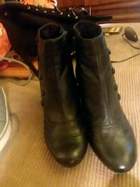 Cathy jeans and boots black ankle boots 2242 mi