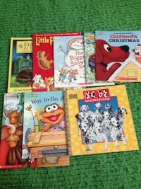 Books for children in excellent condition brand new books Winnipeg, R2K 1H7