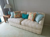 Pull out bed couch  Saint Petersburg, 33701