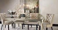 empire dining table only new!! 2340 mi