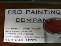 Interior painting Chesterfield
